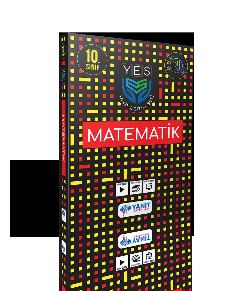 10. Sınıf Matematik Eğitim Seti