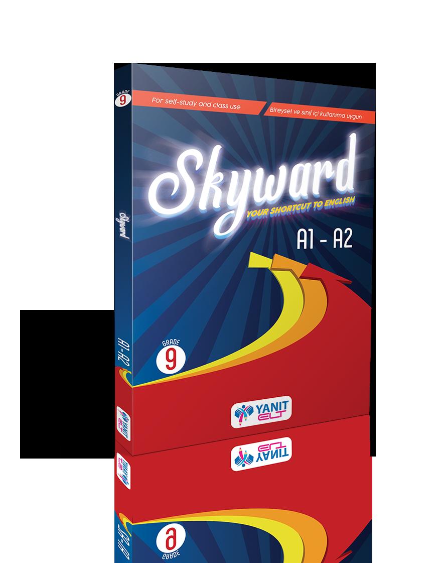 9. Sınıf Skyward A1-A2 Eğitim Seti
